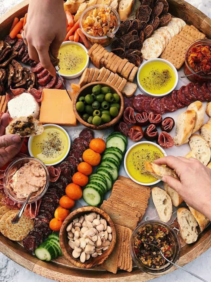 How To Make A Heavenly Charcuterie Board The Unlikely