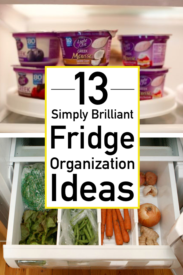 Fridge Organization 2 4
