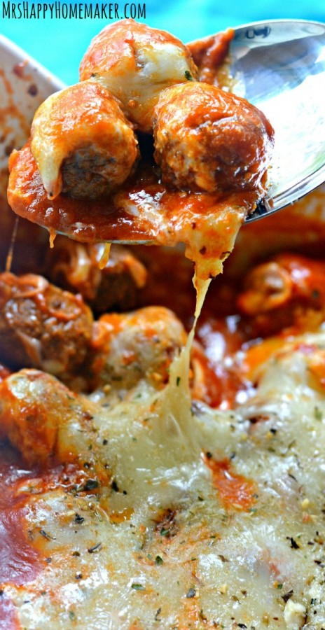meatball low carb dinner recipe