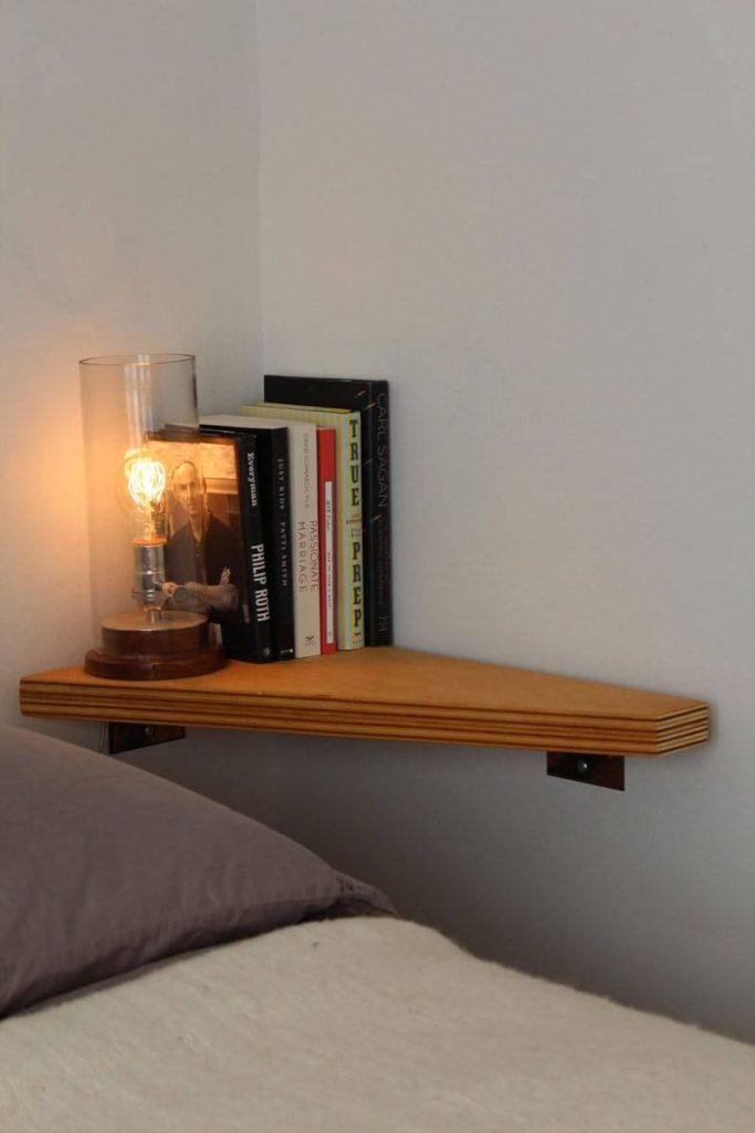 10 Genius Small Bedroom Organization Ideas | The Unlikely Hostess