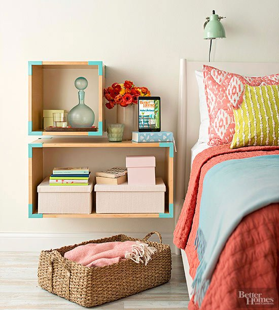 40 Genius Small Bedroom Organization Ideas The Unlikely Hostess Magnificent Organizing A Small Bedroom