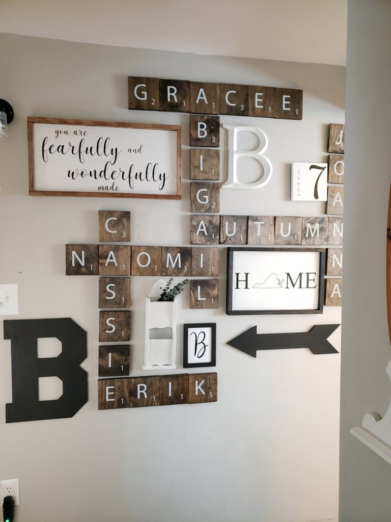 10 Essential Ideas For Decorating Large Walls | The Unlikely ...