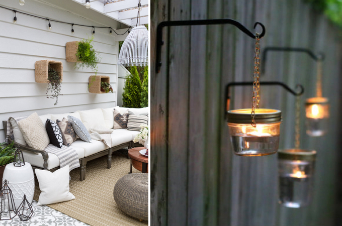 18 Gorgeous Diy Outdoor Decor Ideas For